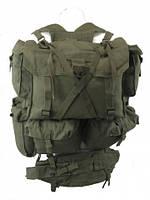 Британський комплект спорядження M58 Pattern Olive (РПС+рюкзак+фляга+гетри). Великобританія, оригінал., фото 1