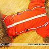 """Комбинезон, дождевик тефлоновый """"Фернандо I"""" IS PET. Одежда для собак., фото 3"""
