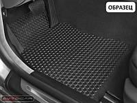 Резиновые ковры HONDA ACCORD с 2008-2013 / цвет: черный