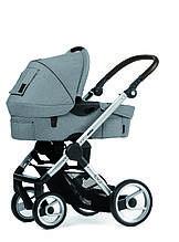 Классическая коляска «Mutsy» EVO Farmer, цвет Mist / Silver Brown (EVO16FAS-COTEVOFAMIST)