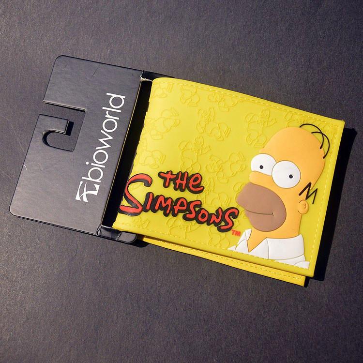 Кошелек симпсон bioworld Simpsons marvel comics