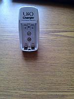 Зарядное устройство для пальчиковых аккумуляторов aa, aa, крона ufo rp-866!