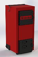 Отопительный твердотопливный пиролизный котел  Амика Тайм W мощностью 38 кВт