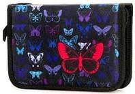 Пенал Starpak 329167 Butterfly (с наполнением)