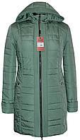 Женская демисезонная куртка больших размеров