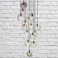 Изготовление светильников из стекла