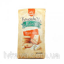 Гренки Bruschette Mixed Cheese Maretti, 70 гр
