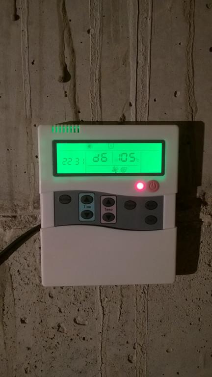 Тепловой насос CliTech CAR-24XB г.Днепр 3