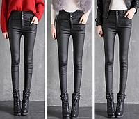 Кожаные штаны. Модель 2096, фото 2