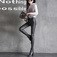 Кожаные штаны. Модель 2096