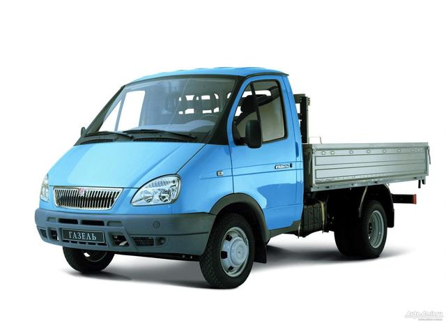 Автомобильные стекла для ГАЗ 3302