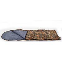 Спальный мешок GREEN CAMP 250ГР/М2 РР-202*73 VP482500