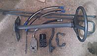 Комплект переоборудование рулевого управления Т-150 с ГУРа на Насос Дозатор