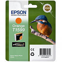 Epson T1599 Картридж Orange (Оранжевый) (C13T15994010)