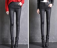 Кожаные штаны. Модель 2097, фото 2