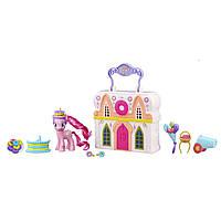 """Игровой набор пони """"Мейнхеттен"""" Пинки Пай - Магазин пончиков (My Little Pony Friendship is Magic Pinkie Pie Do"""