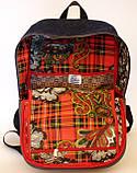 Джинсовий рюкзак Гра престолів, фото 3