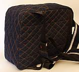 Джинсовий рюкзак Гра престолів, фото 4
