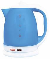 Электрический чайник ROTEX 18A: 1500 Вт, 1,8 л, индикация уровня воды, защита от перегрева