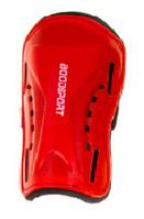 Щитки футбольные KID-TEEN 16 (красный)
