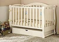 Детская кроватка Prestige 5 маятник Baby dream