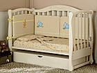 Детская кроватка Prestige 5 маятник Baby dream, фото 2
