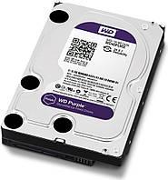"""Жесткий диск 3.5"""" 1Tb Western Digital Purple, SATA3, 64Mb, IntelliPower (WD10PURX) для систем наблюдения с уникальной технологией AllFrame"""