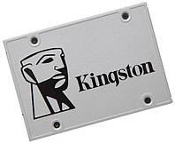 "Твердотельный накопитель 480Gb, Kingston SSDNow UV400, SATA3, 2.5"", TLC, 550/500 MB/s (SUV400S37/480G)"