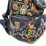Стильный городской рюкзак 18л, фото 4