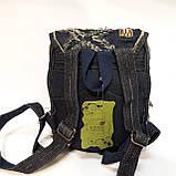 Стильный городской рюкзак 18л, фото 5
