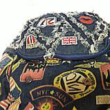 Стильный городской рюкзак 18л, фото 7