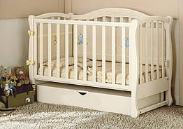 Детская кроватка Prestige 5 маятник ваниль