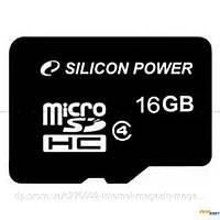 Карта памяти Silicon Power 32Gb microSDHC class 10