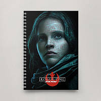 Блокнот Тетрадь Star Wars, Rogue One, №2