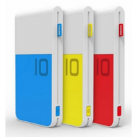 Внешний аккумулятор Remax Colourful 10000mAh, Yellow