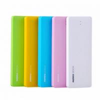 Powerbank (Polymer Battery) Remax Candy 5000mAh White