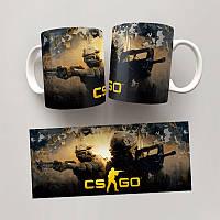 Чашка, Кружка Counter-Strike, №4 (Игра)