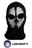 """Тактическая военная маска-балаклава призрак Call of Duty """"Ghosts"""" #01"""