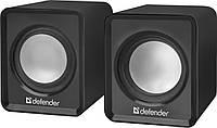 Колонки Defender 2.0 SPK-22 2x2.5 W, USB, Black