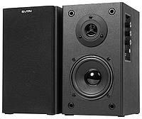 Колонки 2.0 Sven SPS-611S Black / 2x18Вт / 40-18000Hz / МДФ / mini-jack 3.5, RCA / управление сбоку