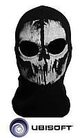 """Тактическая военная маска-балаклава призрак Call of Duty """"Ghosts"""" #02"""