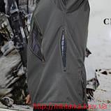 Куртка Softshell софтшелл Camo-tec FOLIAGE, фото 2