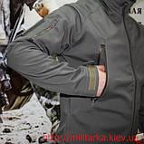 Куртка Softshell софтшелл Camo-tec FOLIAGE, фото 3