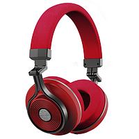 Bluedio T3 - беспроводные Bluetooth наушники Red