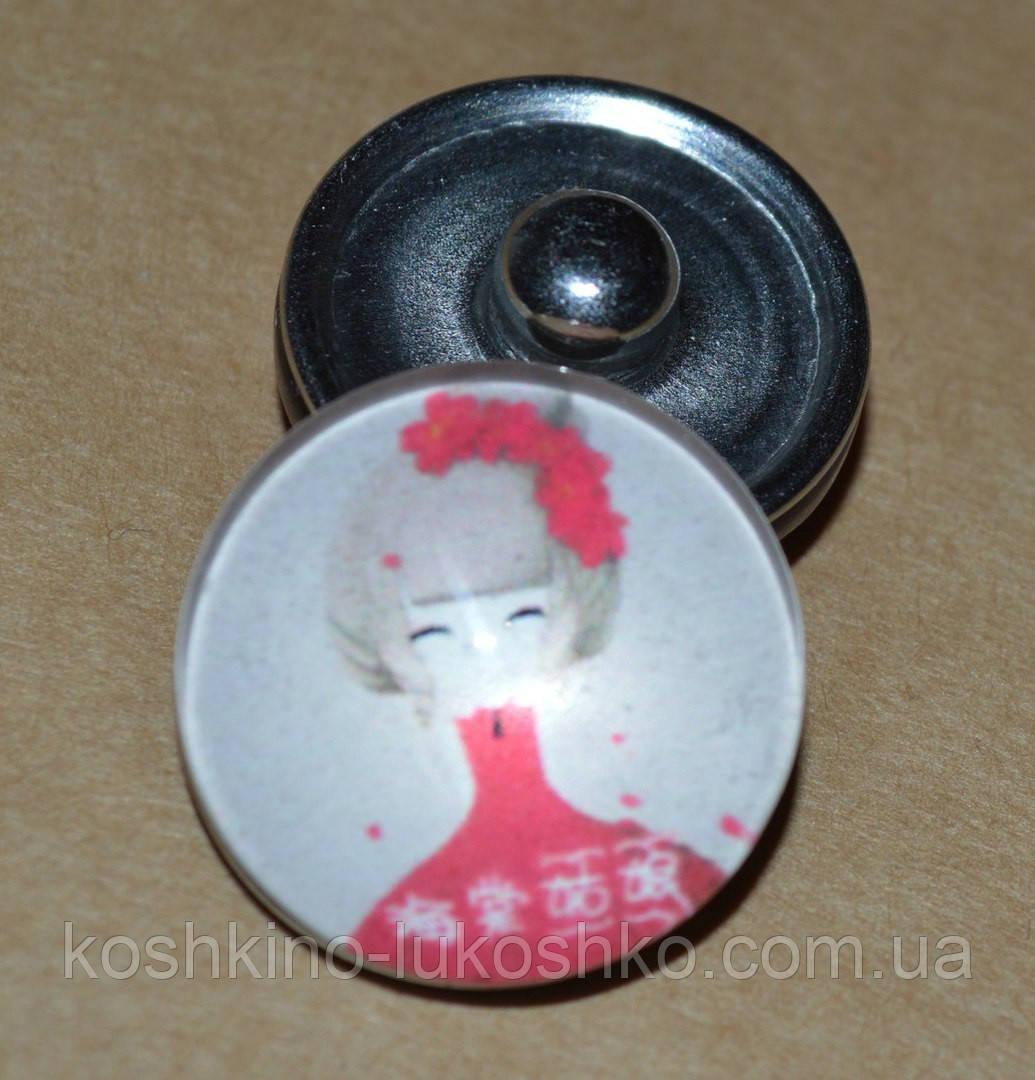 Сменная кнопка чанка нуса 18 мм