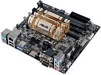 Мат.плата с процессором Asus N3050I-C, Celeron N3050 (2 x 2.16 GHz), 2xDDR3, Intel HD Graphics, 2xSATA3, 1xPCI-E 4x, ALC887-VD2, RTL8111H,