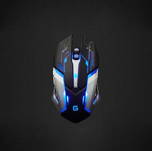 Игровая мышь KaiMeng GM003, фото 2