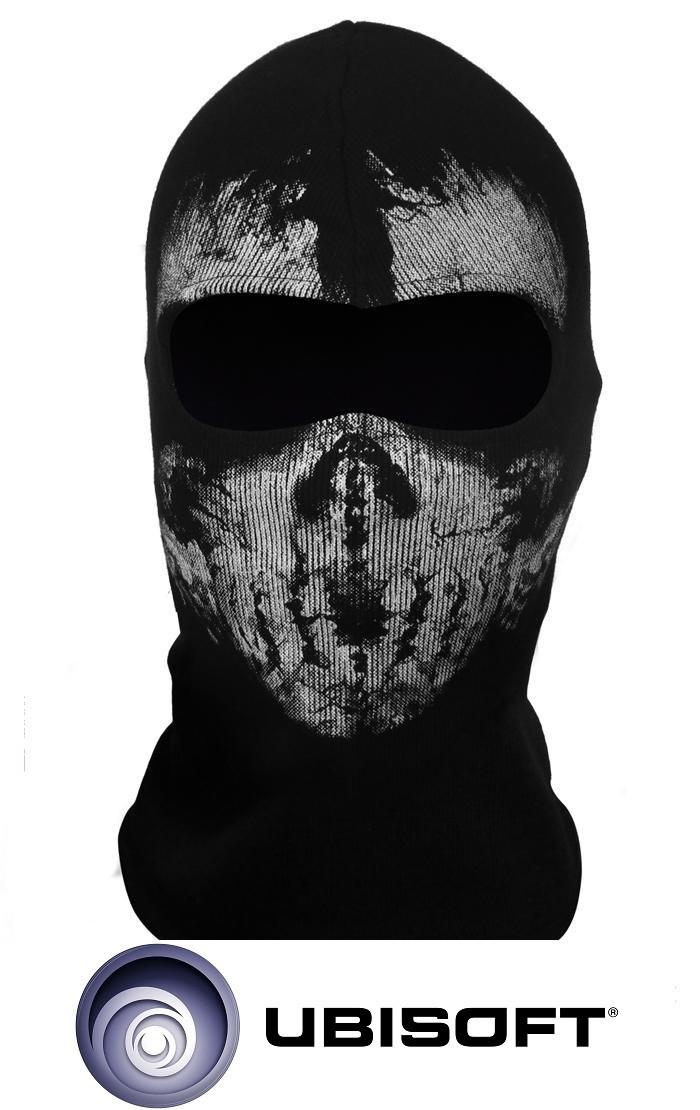 """Тактическая военная маска-балаклава призрак Call of Duty """"Ghosts"""" #04"""