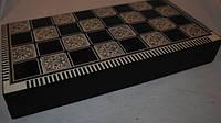 Шахматы, шашки и нарды 3 в 1, W5009d