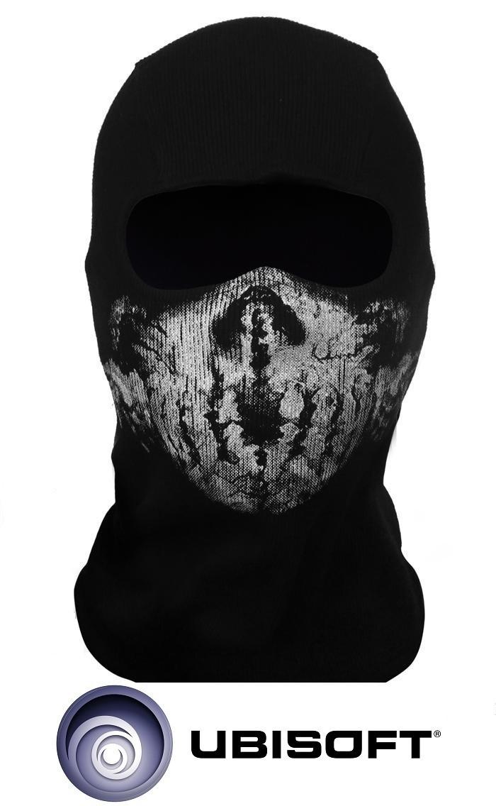 """Тактическая военная маска-балаклава призрак Call of Duty """"Ghosts"""" #06"""